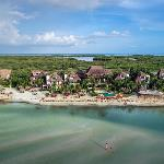Hotel Villa Flamingos, Hotels in Holbox